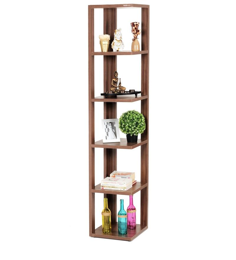 Buy Albert Floor Standing Corner Display Shelf 6 Shelves