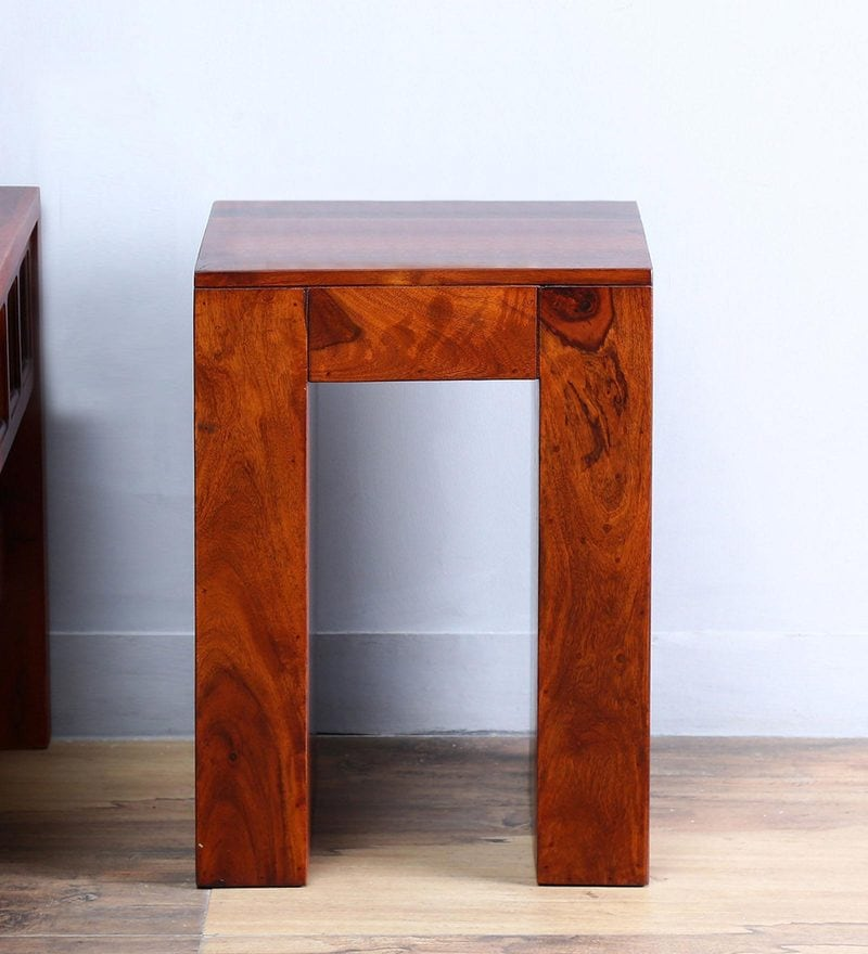 Algona End Tables in Honey Oak  Finish by Woodsworth