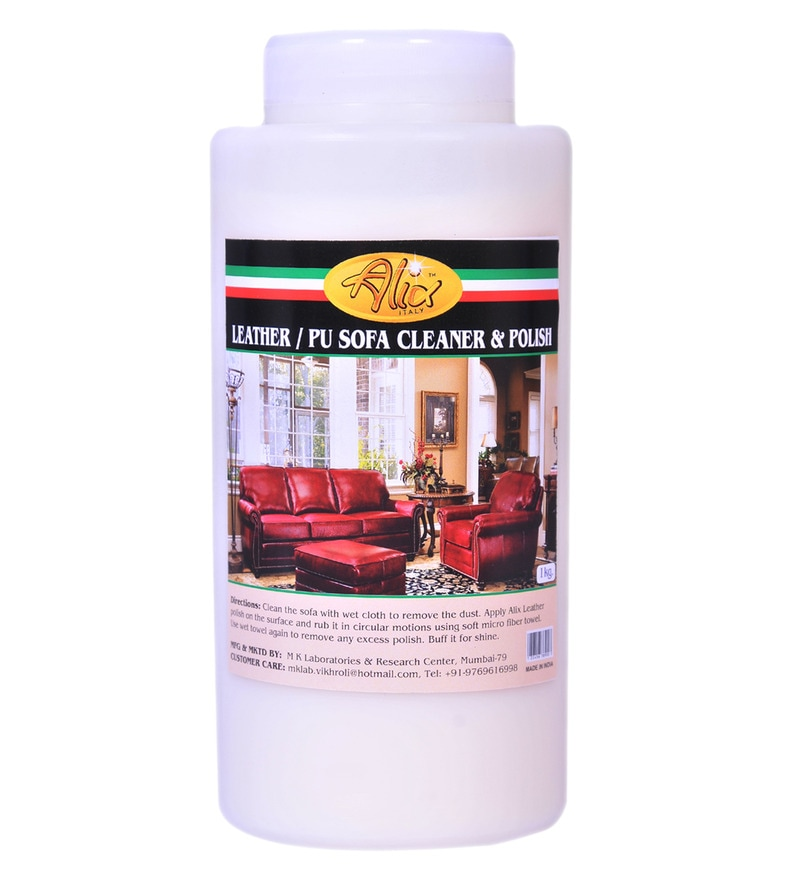 Alix 1 L Leather Pu Sofa Cleaner Polish Online Cleaners