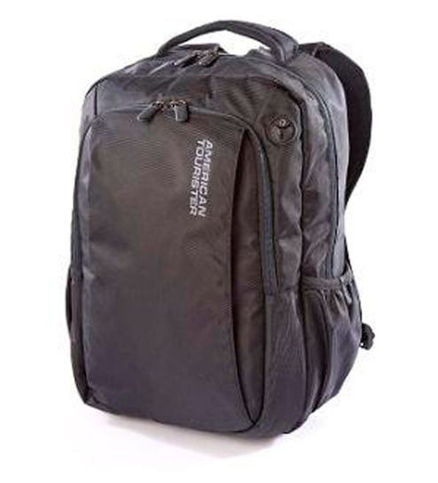 e72cbbe91c American Tourister CT02 Black Backpack by American Tourister Online -  Backpacks - Housekeeping - Pepperfry Product