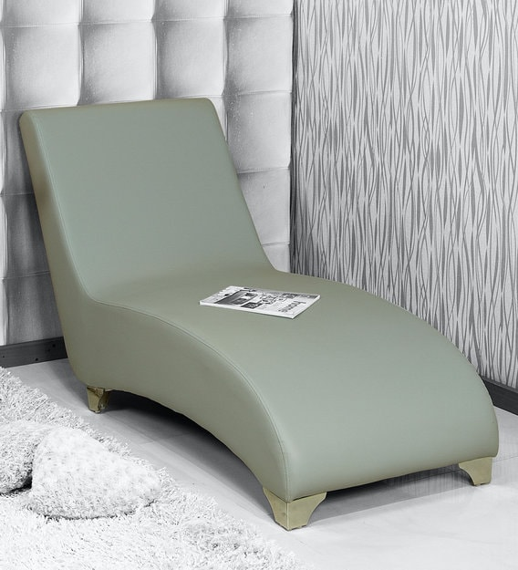 Buy Amaze Relax Lounger Chair In Grey Color By Parin Online Chaise Loungers Seating Furniture Pepperfry Product