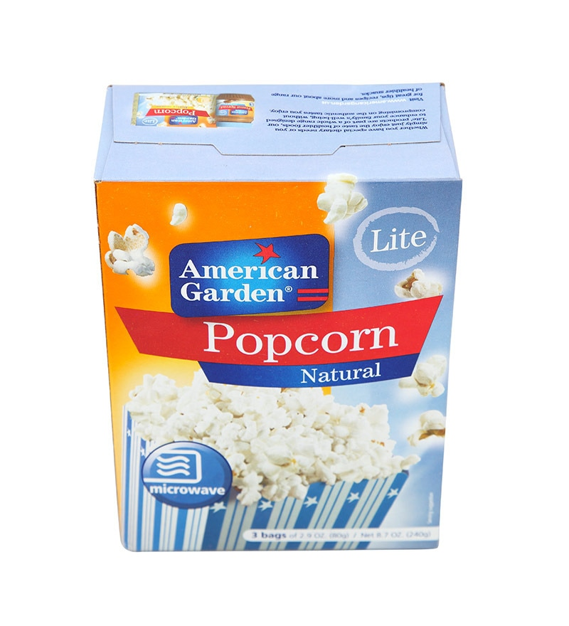 American Garden Microwave Light Popcorn By Online Premi Instant Foods And Snacks Kitchen Dining Pepperfry Product