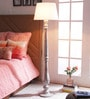 Knox Floor Lamp in Cream by Amberville