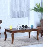 Anne Coffee Table in Provincial Teak Finish