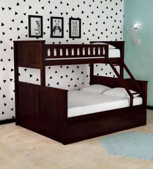 Antonia Bunk Bed Single Queen