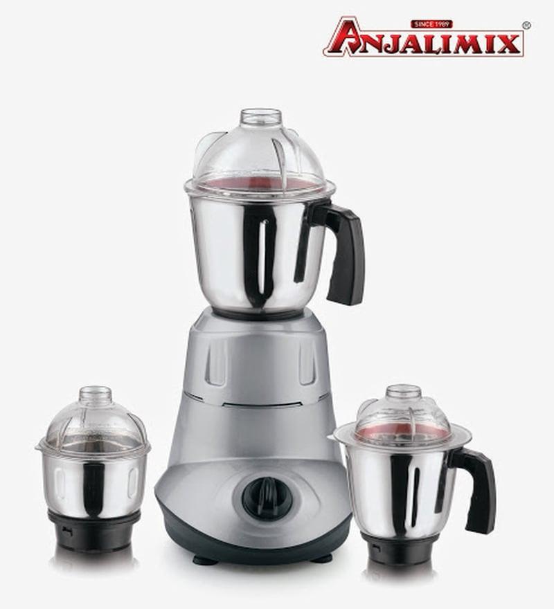 AnjaliMix Metalica KX Mixer Grinder - 750 W