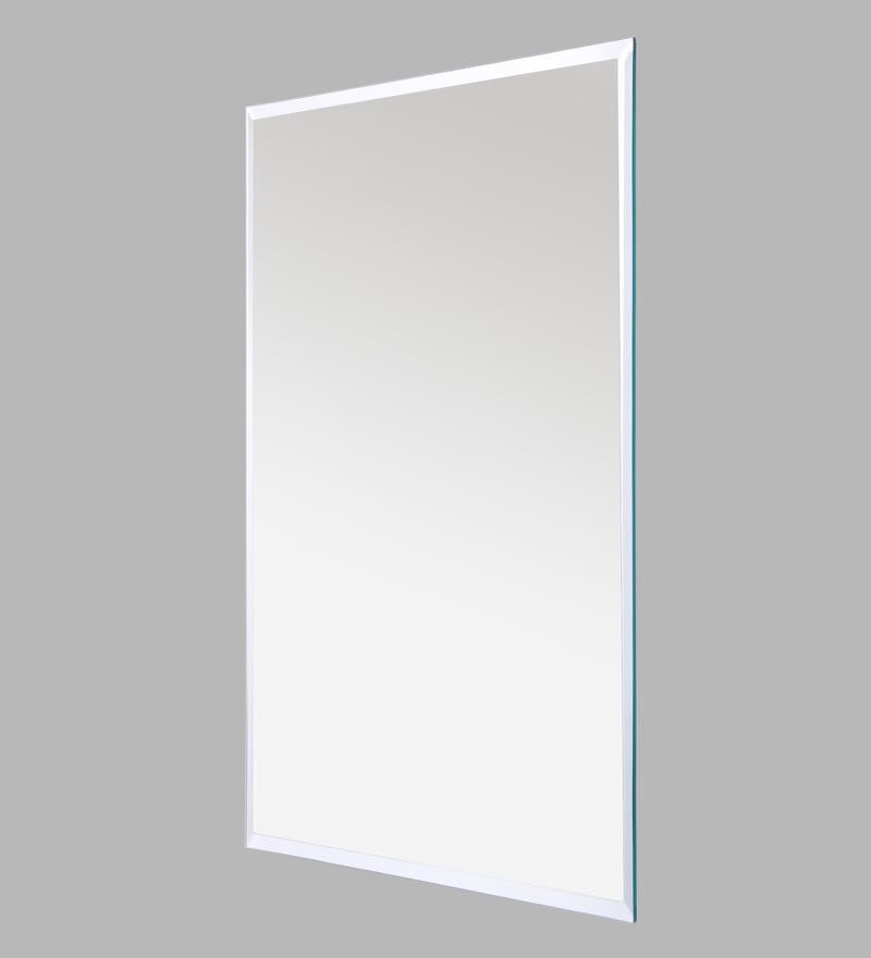 Bathroom Mirror Kolkata buy ankur bathfitt transparent glass bathroom mirror online - wall