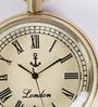 Anantaran Retro Brass Pocket Watch Chain 1939