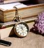 Anantaran Stunning Brass Pocket Watch Chain