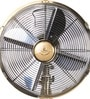 Anemos Adam Antique Brass Designer Table Fan