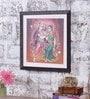 Angel Decor Canvas & MDF 18 x 1 x 18 Inch Bayard Framed Digital Art Print