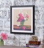 Angel Decor Canvas & MDF 18 x 1 x 18 Inch Belmond Framed Digital Art Print