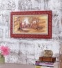 Angel Decor Canvas & MDF 22 x 1 x 12 Inch Ayrshire Framed Digital Art Print