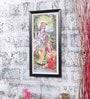 Angel Decor Canvas & MDF 25 x 1 x 14 Inch Bloomfield Framed Digital Art Print
