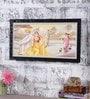 Angel Decor Canvas & MDF 25 x 1 x 14 Inch Bolan Framed Digital Art Print