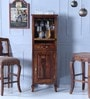 Anne Bar Unit in Provincial Teak Finish by Amberville