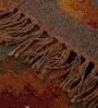 Carpet Overseas Multicolour Jute 24 x 37 Inch Kilim Designer Dhurrie
