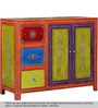 Anuraga Hand Painted Sideboard by Mudramark