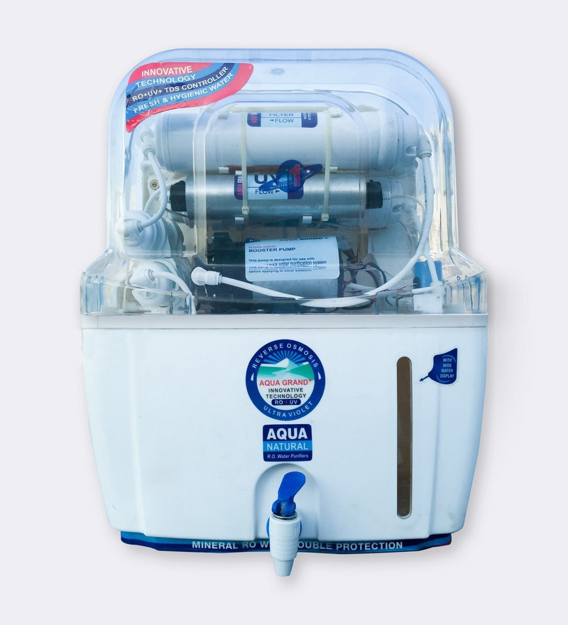 Aquagrand Plus Freedom 12 L RO + UF Water Purifier
