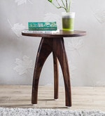 Arbor End Table in Provincial Teak Finish