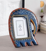 Multicolor MDF 4 x 6 Inch Photo Frame