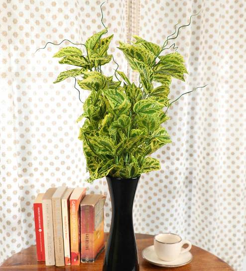 Outstanding Artificial Plant Without Vase 11 Branch 2 Feet Tall Orange By Fourwalls Unemploymentrelief Wooden Chair Designs For Living Room Unemploymentrelieforg