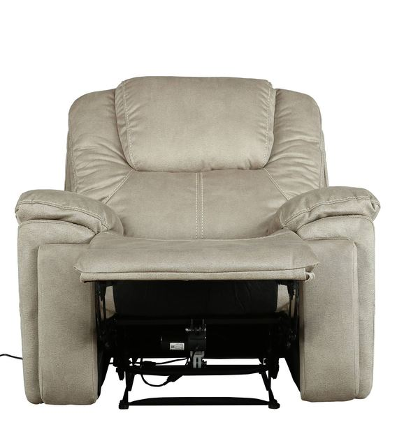 Argos 1 Seater Recliner With Triple Motion in Camel Color