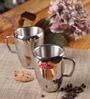 Aristo Stainless Steel 180 ML Tea Cups - Set of 6