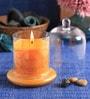 Abundance Clotch Candle by Aroma India