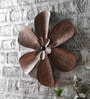 Brown Metal Wall Hanging by Art Creation