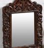 Art of Jodhpur Brown Solidwood  Mirror