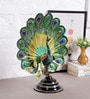 Art of Jodhpur Multicolor Metal  Showpiece
