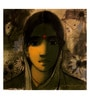 Art Zolo Canvas 13 x 13 Inch The Indian Woman Unframed Artwork Painting