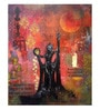 Art Zolo Canvas 30 x 36 Inch Queen of Wealth Unframed Artwork Painting