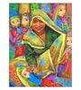 Art Zolo Canvas 30 x 48 Inch Puppet Seller Unframed Artwork Painting