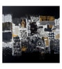 Art Zolo Canvas 36 x 36 Inch City Too Busy Unframed Artwork Painting