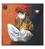 Art Zolo Canvas 36 x 36 Inch Old Musician Unframed Artwork Painting