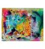 Art Zolo Canvas 54 x 44 Inch Murli Unframed Artwork Painting