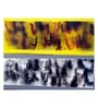 Art Zolo Canvas 60 x 48 Inch Faces From Crowds Unframed Artwork Painting