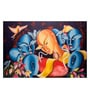 Art Zolo Canvas 72 x 48 Inch Preparation for Some Celebration Unframed Artwork Painting