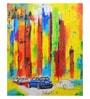 Art Zolo Paper 22 x 28 Inch Urban Jungle 6 Unframed Artwork Painting