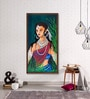 Canvas 20 x 40 Inch Untitled Framed Limited Edition Digital Art Print by Shilpa Prajapat by ArtCollective