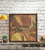 Canvas 21 x 21 Inch Untitled Framed Limited Edition Digital Art Print by Shirley Mathew by ArtCollective