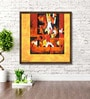 Canvas 24 x 24 Inch Untitled Framed Limited Edition Digital Art Print by Krishna Pulkundwar by ArtCollective