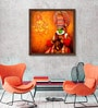 Canvas 24 x 24 Inch Untitled Framed Limited Edition Digital Art Print by Siva Balan by ArtCollective