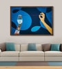 Canvas 31.5 x 21 Inch Untitled Framed Limited Edition Digital Art Print by Anisha Verghese by ArtCollective