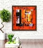 Canvas 32 x 32 Inch Untitled Framed Limited Edition Digital Art Print by Krishna Pulkundwar by ArtCollective