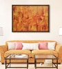 Canvas 35 x 24 Inch Untitled Framed Limited Edition Digital Art Print by Shirley Mathew by ArtCollective
