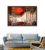 Canvas 36 x 24 Inch Magical Forest II Framed Limited Edition Digital Art Print by Prerana Sharma by ArtCollective