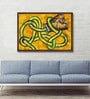 Canvas 37.5 x 25 Inch Untitled Framed Limited Edition Digital Art Print by Veeresh Rudraswami by ArtCollective